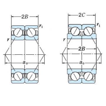Bearing BA120-4E DB